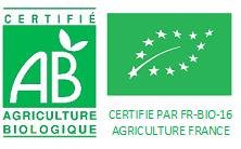 logo agriculture biologique vignoble