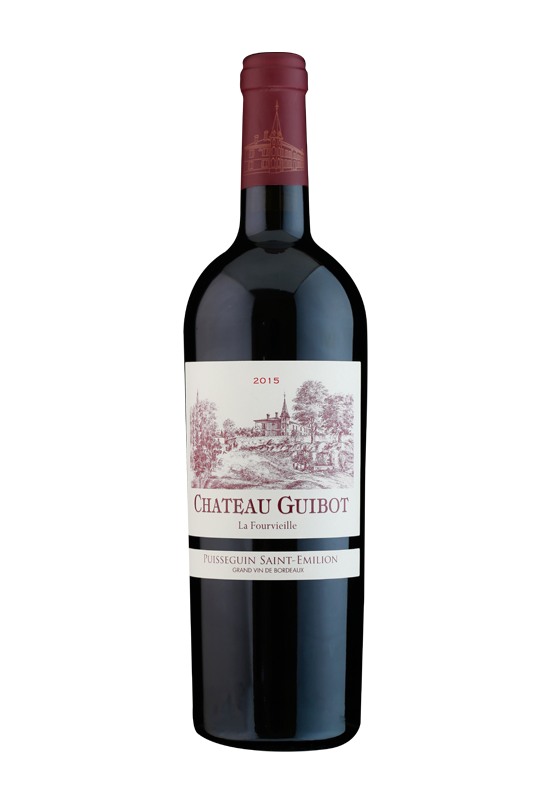 chateau guibot,vin guibot