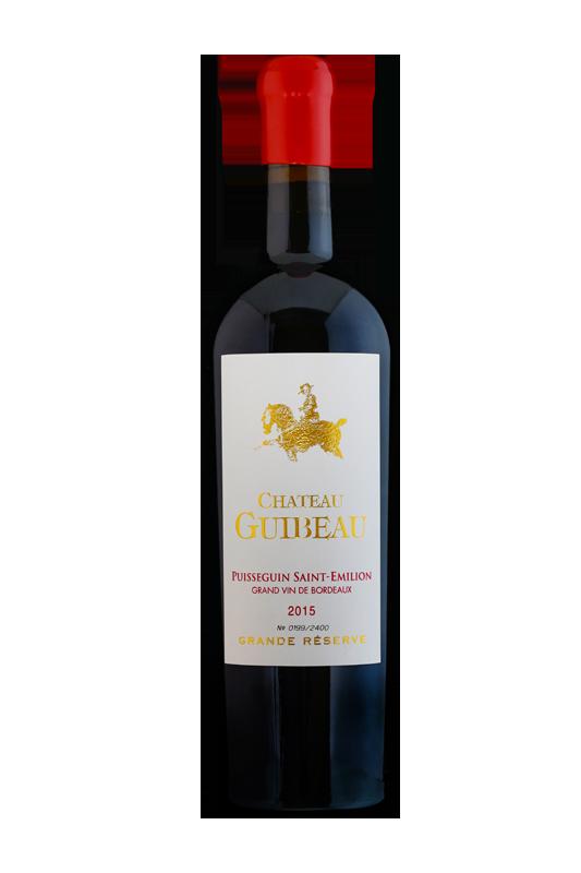 grande reserve chateau guibeau, vin guibeau